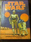 Star Wars A Pop Up Book Wayne Douglas Barlowe Random House 1st print 1978