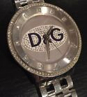Dolce & Gabbana Time SS Wristwatch With New Battery & Great Condition