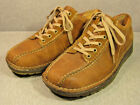 DR MARTENS brown leather Bicycle Toe DRIVING OXFORDS sz 12 46
