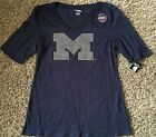MICHIGAN WOLVERINES NCAA FOOTBALL JERSEY BY PRO EDGE JUNIORS XL NWTS