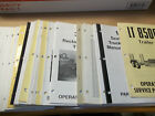 GEHL PARTS OWNERS MANUALS, SEVERAL MODELS AND LOTS OF GREAT INFORMATION