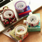 Misstime Paper Masking Tapes Japanese Washi Tape Diy Scrapbooking Sticker