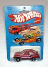 HOT WHEELS MEXICO FORD ESCORT RED BLACKWALL WHEELS BRAND NEW