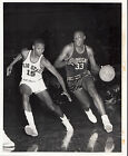 Cazzie Russell 1965 Michigan NCAA Hopps Malcolm Emmons Type 1 Original Photo