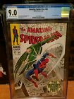Amazing Spider man  64 CGC 90 OW White pages