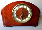 VINTAGE Seth Thomas ART DECO MANTLE CLOCK Westminster Chimes