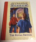 Hooked on Phonics Master Reader Strange Museum The Royal Switch Hardcover Book