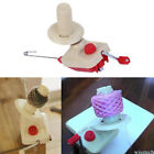 Lightweight and portable Hand Operated Yarn Winder Machine Wool String Thread