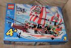 Lego 7075 Captain Redbeards Pirate Ship ~ Very Rare ~NEW~ 2004