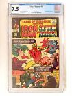 Marvel Tales of Suspense #67 (1965) Red Skull CGC 7.5 Off-W White Silver FL278