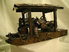 Hit and Miss Gasoline Logging Engine on Skidder custom weathered lot 4