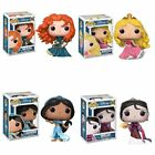 Funko Pop Disney Princess W2 21194.96.21211.15 Set Of 4