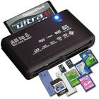 All In One Micro SD Reader to USB Multi Card Memory Card Adapter Reader