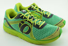 MENS PEARL IZUMI PROJECT EM H3 RUNNING SHOES SIZE 13 US 48 EUR YELLOW GREEN NEON