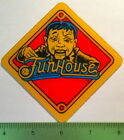 Genuine Funhouse Pinball Promotional Plastic Speaker Cutout Rudy NOS NEW Fun a12