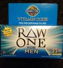Garden of Life Raw One For Men Multi Vitamin QTY 75