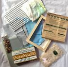 Hand Paper Making Kit By Arnold Grummer VHS Preowned