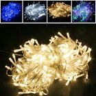 20 30 100 200 LED Battery Fairy String Lights Xmas Party Bedroom Outdoor Indoor
