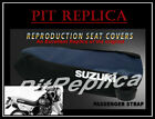 SUZUKI DJEBEL DR125 DR200 SEAT COVER [SSEPS]