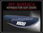 HONDA VF1000F VF1000 F INTERCEPTOR *DARK BLUE* SEAT COVER [HOSEA]