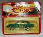 HOT WHEELS LEO INDIA SPEED FLEET FORD ESCORT GREEN UNPUNCHED BRAND NEW