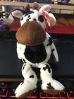 2004 Retired ty Orginal Beanie Baby- Tipsy the Cow- Mint Condition