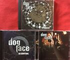 Dogface- Unleashed, In Control, Back On The Streets (3 CD Lot) Mats Leven, TNT