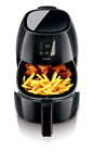 Philips XL Airfryer, The Original Airfryer, Fry Healthy with 75% Less Fat, Black