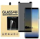 Privacy Tempered Glass Curve Screen Protector for Samsung Galaxy Note 8