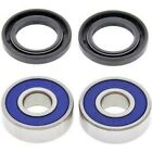 Suzuki DR350SE 1998-1999 Front Wheel Bearings And Seals