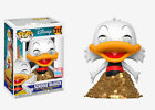 Scrooge McDuck Funko Pop Ducktales 2017 Fall Convention Exclusive New In-Hand