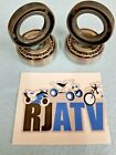 Harley Davidson FLSTF Fat Boy 1989-1999 Rear Wheel Bearings and Seals