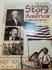 A Childs Story of America textbook Test Packet  Answer Key