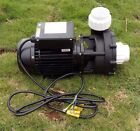 WP300 II LX pump 3 HP 22 KW spa hot tub dual speed 2 repl waterway with ftng