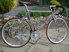 Stunning Fausto Coppi Columbus Thron Lugged Chrome Campagnolo  Cinelli equipped