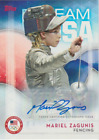 2016 Topps US Olympic and Paralympic Team Hopefuls Trading Cards 6