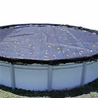 18 Round Above Ground Swimming Pool Leaf Net Winter Cover