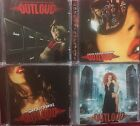 Outloud- Complete Studio Discography (4 CD Lot) Dynazty, White Widdow, Kix