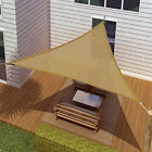 SUN SAIL SHADE TRIANGLE CANOPY COVER OUTDOOR PATIO AWNING 18 SIDES 18x18x18