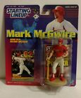 Kenner Starting Lineup - 1999 Mark McGwire St Louis Cardinals Home Run Record