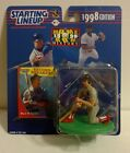 Kenner Starting Lineup - 1998 Mark McGwire St Louis Cardinals Home Run History