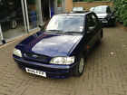 LARGER PHOTOS: 1994 Ford Escort 1.6 EFi Sapphire Future Classic