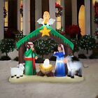 Nativity Scene Holiday Inflatable Holiday Outdoor Christmas Decor Self inflates