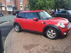 LARGER PHOTOS: Mini one low miles 1 owner from new spares or repair