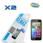 2x Remax Ultra Clear + Anti Glare Matte Screen Protector for HTC EVO 3D G17