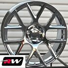 Dodge Challenger Wheels 20 inch 20x9 Scat Pack Chrome Rims Charger Chrysler 300
