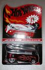 HOT WHEELS RED LINE CLUB VW DRAG BUS THANK YOU RLC MEMBERS NEW
