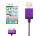 30 Pin DATA SYNC USB CHARGING CHARGER CABLE LEAD FOR IPHONE 4 4S 3G