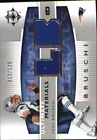 2007 Ultimate Collection Football Jersey PATCH Autograph Singles (Pick Ur Cards)