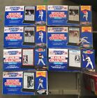 1992 STARTING LINEUP Headline Collection NOLAN RYAN, RIPKEN, GRIFFEY, THOMAS NEW